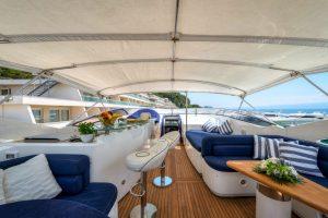 Superyacht Sunseeker 105 M/Y BABY