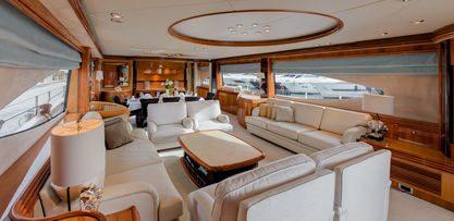 Superyacht M/Y BABY Salon